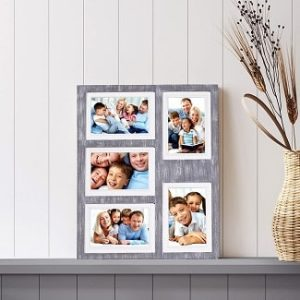 Rustic Collage Picture Frames
