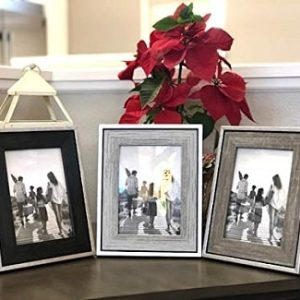 Rustic Picture Frames 5x7