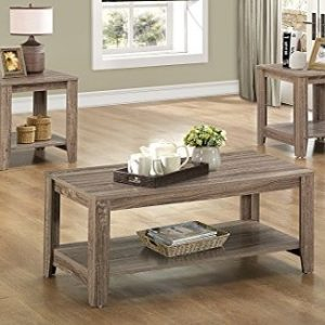 Rustic End Tables & Coffee Table Set